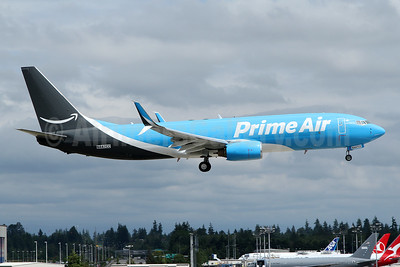 Prime Air (Sun Country Airlines) Boeing 737-84P (F) SSWL N447CC (msn 33677) PAE (Nick Dean). Image: 950485.