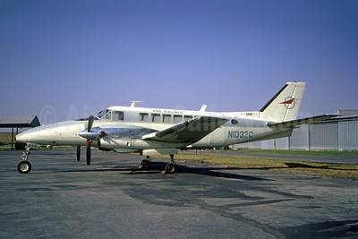 Pro Airlines Beech 99 N1032C (msn U-3) (Bruce Drum Collection). Image: 951266.