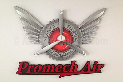 1. Promech Air logo