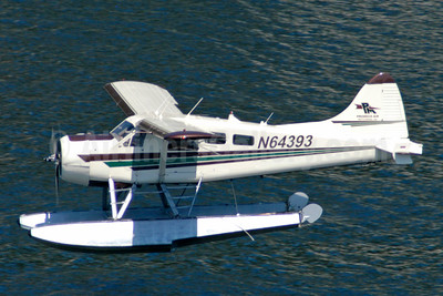 Promech Air de Havilland Canada DHC-2 Beaver N64393 (msn 845) KTN (Jay Selman). Image: 404089.