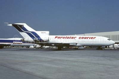 Purolator Courier (USA) (Orion Air) Boeing 727-77C N526PC (msn 20370) ATL (Christian Volpati Collection). Image: 952216.
