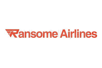 1. Ransome Airlines logo