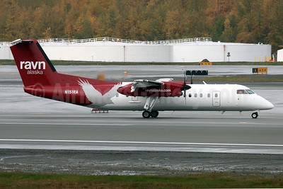 First DHC-8-300, introduced the 2021 livery