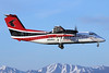 Ravn Alaska (Corvus Airlines) de Havilland Canada DHC-8-106 Dash 8 N884EA (msn 387) ANC (Michael B. Ing). Image: 933069.