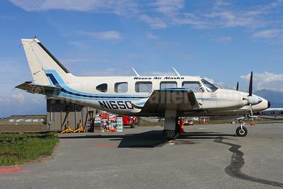 Reeve Air Alaska Piper PA-31-310 Navajo N16SC (msn 31-639) ANC (Wingnut). Image: 943973.