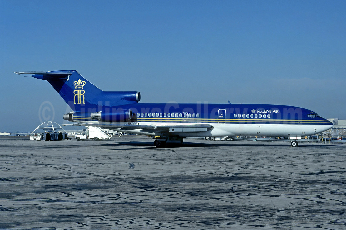 Airline Color Scheme - Introduced 1983