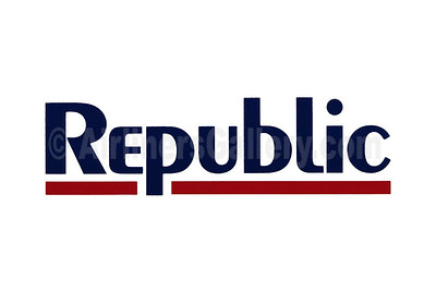 1. Republic Airlines (1st) logo