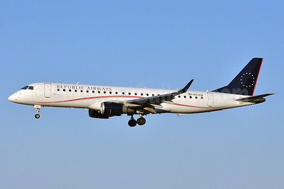 Republic Airways - Republic Airlines (2nd)
