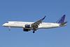 Republic Airlines (2nd) Embraer ERJ 190-100 IGW N173HQ (msn 19000206) LAX (Michael B. Ing). Image: 909601.