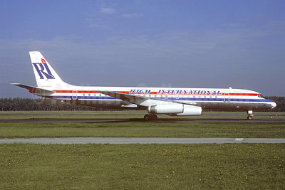 Rich International Airways McDonnell Douglas DC-8-62 N1805 (msn 45899) NUE (Christian Volpati Collection). Image: 941563.