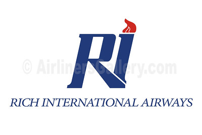 1. Rich International Airways logo
