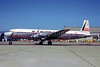 Riddle Airlines Douglas DC-7C N301G (msn 45062) OAK (Jacques Guillem Collection). Image:  913683.