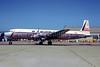 Riddle Airlines Douglas DC-7C N301G (msn 45062) OAK (Jacques Guillem Collection). Image:  913683.