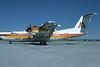 Rocky Mountain Airways-RMA de Havilland Canada DHC-7-102 Dash 7 N67RM (msn 37) (Golden West colors) DEN (Richard Vandervord). Image: 902483.
