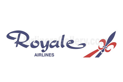 1. Royale Airlines logo