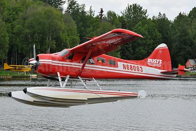 Rust's Flying Service de Havilland Canada DHC-2 Mk. 1 Beaver N68083 (msn 1254) LHD (Ken Petersen). Image: 934029.