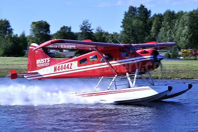 Rust's Flying Service de Havilland Canada DHC-2 Mk. 1 Beaver N4444Z (msn 1307) LHD (Robbie Shaw). Image: 934031.