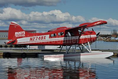 Rust's Flying Service de Havilland Canada DHC-2 Mk. 1 Beaver N2740X (msn 579) LHD (Tony Storck). Image: 934028.