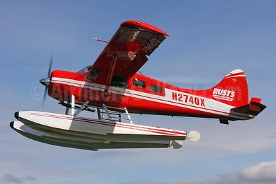 Rust's Flying Service de Havilland Canada DHC-2 Mk. 1 Beaver N2740X (msn 579) LHD (Keith Burton). Image: 934027.