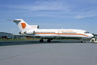 Ryan International Airlines Boeing 727-22 N7048U (msn 18855) BOS (Christian Volpati Collection). Image: 952742.