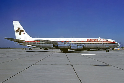 Leased from Aero Filipinos August 1984