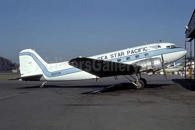 Sea Star Pacific Douglas C-47A-DL (DC-3) N1051N (msn 13887) RNT (Robert Woodling - Bruce Drum Collection). Image: 952424.