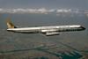 Seaboard World Airlines McDonnell Douglas DC-8-63CF N8631 (msn 45936) LGB (Stephen Tornblom Collection). Image: 921367.