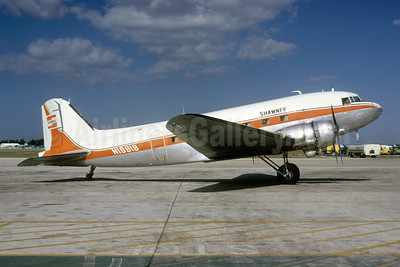 Shawnee Airlines Douglas C-53-DO (DC-3) N19919 (msn 4869) FLL (Bruce Drum). Image: 103492.