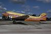 Shawnee Airlines Douglas C-53 (DC-3A) N1301 (msn 4864) FLL (Bruce Drum). Image: 101452.