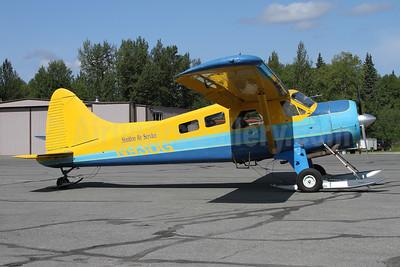 Sheldon Air Service de Havilland Canada DHC-2 Beaver Mk. 1 N93DG (msn 601) TKA (Wingnut). Image: 943974.