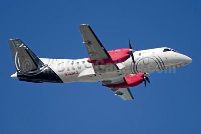 Silver Airways SAAB 340B N343AG (msn 443) FLL (Jay Selman). Image: 403020.