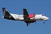 Silver Airways SAAB 340B N418XJ (msn 418) PNS (Bruce Drum). Image: 102623.