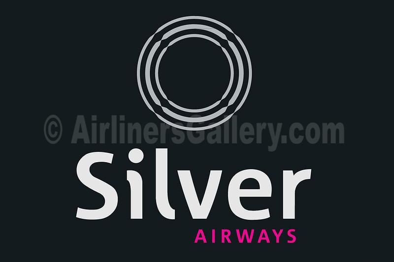 1. Silver Airways logo