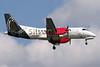 Silver Airways SAAB 340B N344AG (msn 444) IAD (Brian McDonough). Image: 909272.