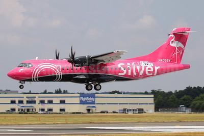 Silver Airways ATR 42-600 F-WWLC N405SV (msn 1403) FAB (Antony J. Best). Image: 942875.