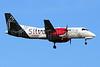 Silver Airways SAAB 340B N346AG (msn 446) IAD (Brian McDonough). Image: 909980.