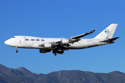 Sky Lease Cargo Boeing 747-428F ER N903AR (msn 33096) ONT (Michael B. Ing). Image: 952515.