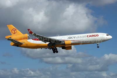 Sky Lease Cargo McDonnell Douglas MD-11F N953AR (msn 48520) MIA (Jay Selman). Image: 402202.
