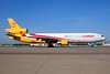 Sky Lease Cargo McDonnell Douglas MD-11F N953AR (msn 48520) AMS (Ton Jochems). Image: 910795.