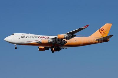 Sky Lease Cargo Boeing 747-428F ER N904AR (msn 33097) LAX (Michael B. Ing). Image: 952956.