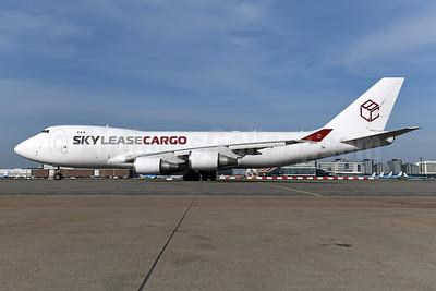 Sky Lease Cargo Boeing 747-428F ER N904AR (msn 33097) AMS (Ton Jochems). Image: 952958.