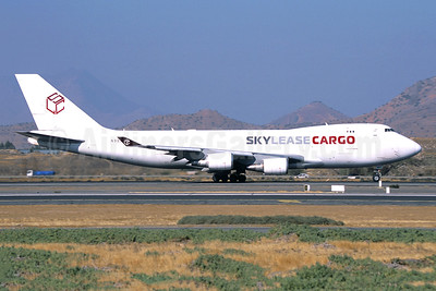 Sky Lease Cargo Boeing 747-428F ER N903AR (msn 33096) SCL (Jacques Guillem Collection). Image: 947188.