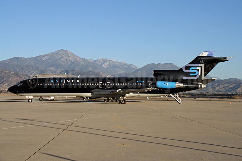 Sky One Boeing 727-227 N415BN (msn 20613) SBD (Michael B. Ing). Image: 905462.
