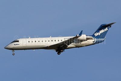 SkyWest Airlines (USA) Bombardier CRJ200 (CL-600-2B19) N709BR (msn 7850) IAD (Brian McDonough). Image: 952604.