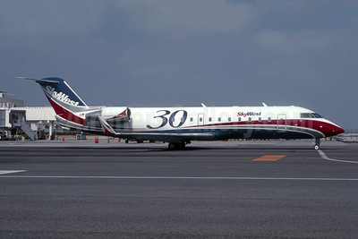 """2002 """"30th Anniversary"""" special livery"""