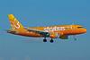 Skybus Airlines (3rd) Airbus A319-112 N521VA (msn 2773) FLL (Wade DeNero). Image: 902707.