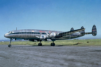 Delivered August 30, 1962, preserved in TWA colors