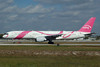 Song (Delta Air Lines) Boeing 757-232 N610DL (msn 22817) (Breast Cancer Awareness) FLL (Bruce Drum). Image: 100379.