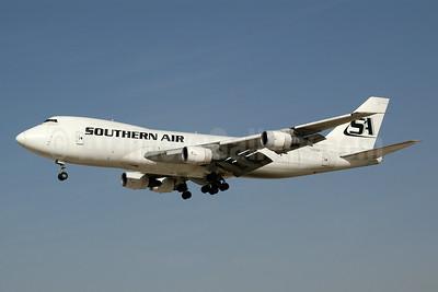 Southern Air (2nd) Boeing 747-228F N751SA (msn 22678) DXB (Ton Jochems). Image: 954071.