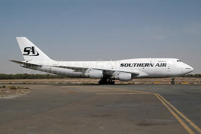Southern Air (2nd) Boeing 747-206B (F) N746SA (msn 21111) SHJ (Ton Jochems). Image: 954069.